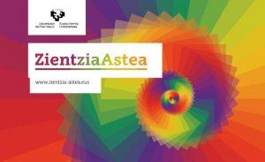 GURE ZIENTIFIKOAK! El CTL irá el próximo sábado 11 de noviembre a ver la exposición en el Bizkaia Aretoa sobre la ciencia.