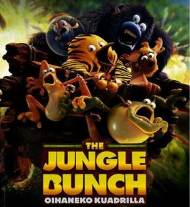 "¡Nos vamos al cine a ver ""The Jungle Bunch: oihaneko kuadrilla""!"