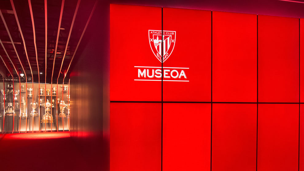 Bagoaz  Athletic-en  museora!
