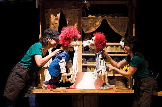 Anímate y ven a disfrutar del teatro de «Mendian Ibiltari»