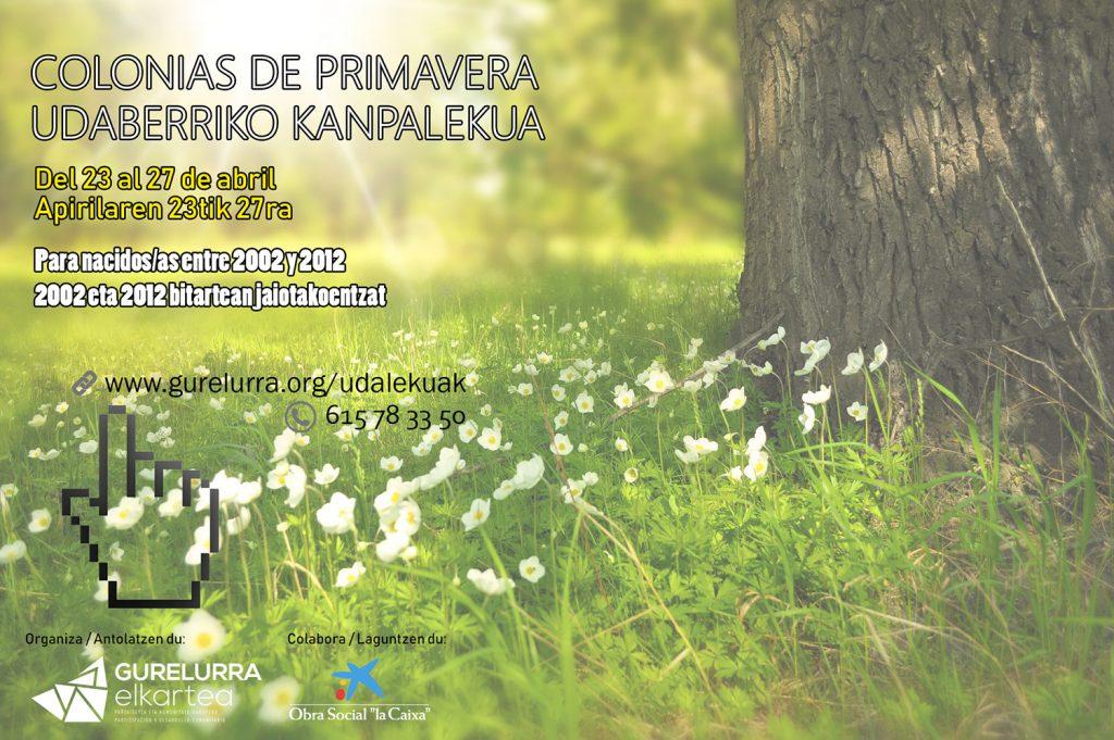 Campamento de Primavera 2019: Poza de la Sal (Burgos)