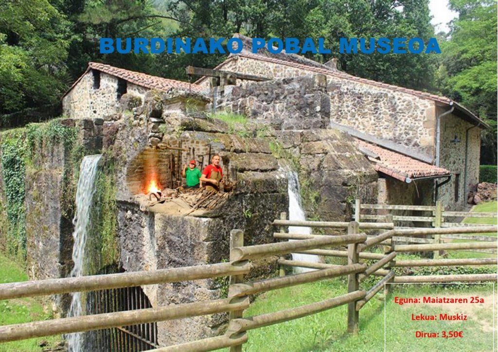 Bagoaz Burdinezko Pobal museora!